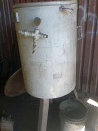 Compressor Wayne 60 Pes e reservatório Jato Grana