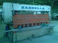 Guilhotina Bardella de 3/8 x 2500 mm