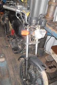 Honda CG 125 Baixada