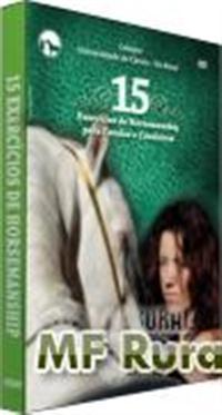 UN01 - 15 Exercícios de Horsemanship - DVD
