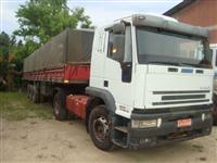Caminhão  Iveco Eurotech  ano 01