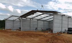 Barracões, Estrutura, Instalações Elétricas p/ Aviários