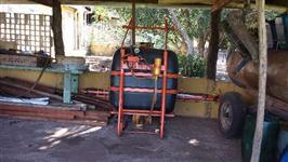 Pulverizador 400 L