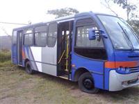 Micro onibus VW 8-150 caio picolo - 2003