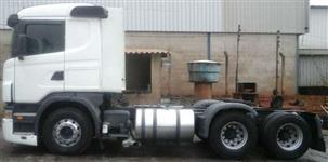 Caminhão  Scania G 380  ano 09