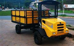 Trator Transportador Articulado SARMEQ DO BRASIL