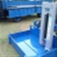 Plataforma Agrícola com Guincho Hidraulico
