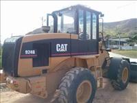 Pá Carregadeira CAT 924G ANO 2002