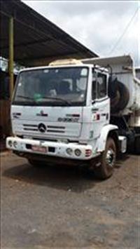 Caminhão  Mercedes Benz (MB) 2423  ano 07
