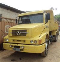 Caminhão  Mercedes Benz (MB) 12144  ano 92