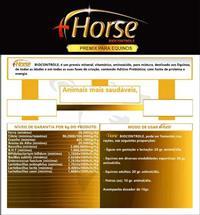 PRÉ MIX PARA EQUINOS  + HORSE  NUTRI+