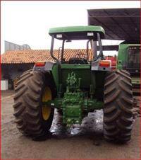 Trator John Deere 7500 4x4 ano 98