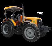 Trator Agricola Budny BDY-5040 50 CV