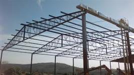 Galpão Estruturas Metálicas