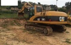 Escavadeira CAT320 CL ano 2009