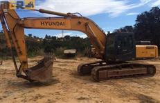 Escavadeira Hyundai 32T