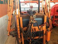 Pulverizador Jacto barra hidraulica 14 mts