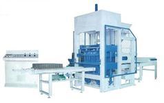 Maquinas para fabricação de blocos