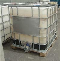 Containners do tipo IBC de 1000 litros e Tambores plásticos acima de 100 litros