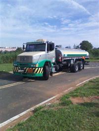Caminh�o  Mercedes Benz (MB) L 1620 6x2  ano 01