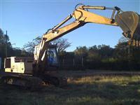 Troco escavadeira hidraulica por camionete