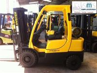 EMPILHADEIRA HYSTER - H50FT - 2.500 Kgs - 2008