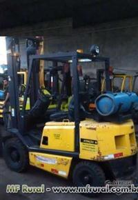 Empilhadeira Yale 2,5 toneladas - Automatica
