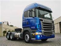 Caminhão  Scania R 440  ano 14