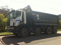 Caminhão  Scania P 420  ano 06
