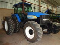 Trator Ford/New Holland TM 7030 4x4 ano 08