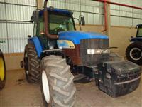 Trator Ford/New Holland TM 7040 4x4 ano 08