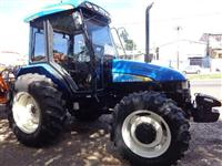 Trator Ford/New Holland TL 75E 4x4 ano 2008