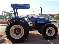 Trator Ford/New Holland TL 95E 4x4 ano 10