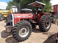Trator Massey Ferguson 290 4x4 ano 00