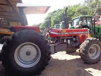 Trator Massey Ferguson 297 4x4 ano 90