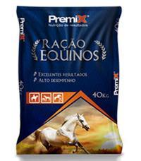 Ração Race Horse Trabalho 40 kg - Premix
