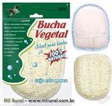 Bucha Vegetal Luva (Ideal para Banho)