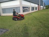 corte de grama