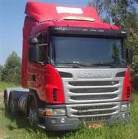 Caminhão  Scania R 420  ano 12