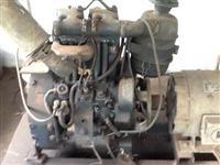 Grupo Gerador Diesel - 9 KVA - 110/220 volts