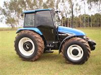 Trator Ford/New Holland TL 100 4x4 ano 00