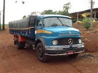 Caminhão  Mercedes Benz (MB) 1113  ano 74