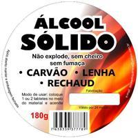 Álcool Solido Acendedor