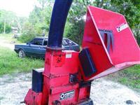 """Triturador/Picador de Galhos 8"""" Bear Cat Mod 71854"""