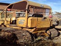 Trator esteira Fiatallis AD7B ano 1978