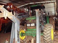 Trator John Deere 6415 4x4 ano 08