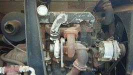 Compressor de ar com motor 4 cilindros
