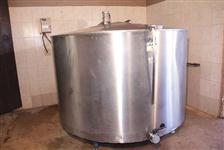 Tanque resfriador 2500/3000 Lts