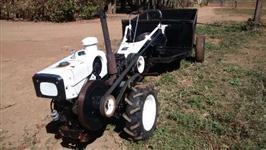 Mini/Micro Trator tobata 4x2 ano 97