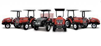 Trator Agrale 4100 4x4 ano 15